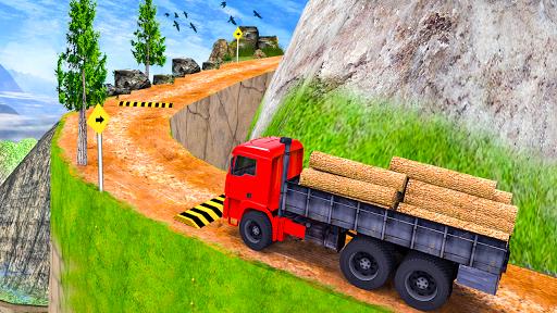Offroad Transport Truck Driving Simulator screenshot 1