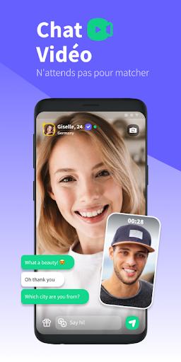 Waplog - Gratuit Chat & Rencontres en ligne. Flirt screenshot 1