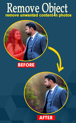 PixelRetouch - Remove unwanted content in photos screenshot 3