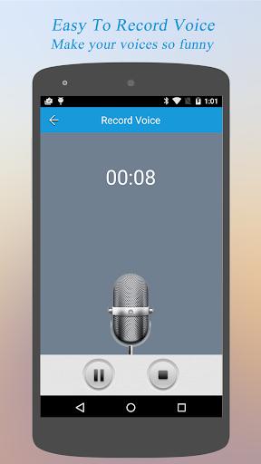 Best Voice Changer - Free 2 تصوير الشاشة