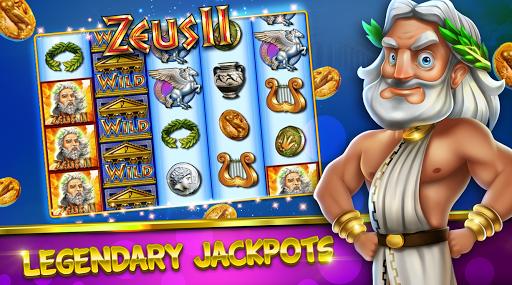 ألعاب الكازينو Jackpot Party: الماكينات المجانية 1 تصوير الشاشة