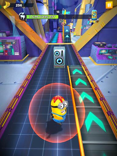 Minion Rush: Despicable Me Official Game screenshot 9
