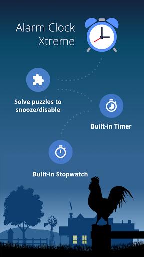 Alarm Clock Xtreme: Alarm, Reminders, Timer (Free) screenshot 1