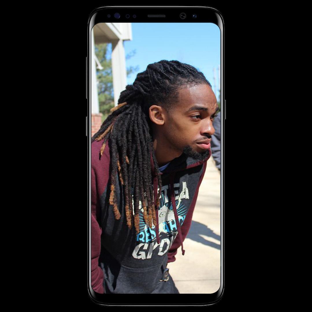 Dreadlocks hairstyles screenshot 5