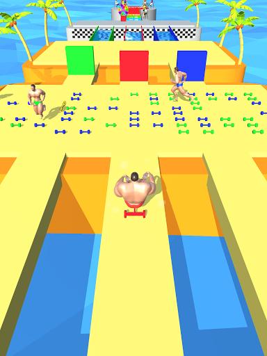 Muscle Race 3D screenshot 8