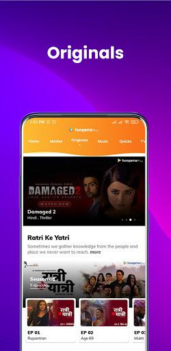Hungama Play: Movies & Videos 3 تصوير الشاشة
