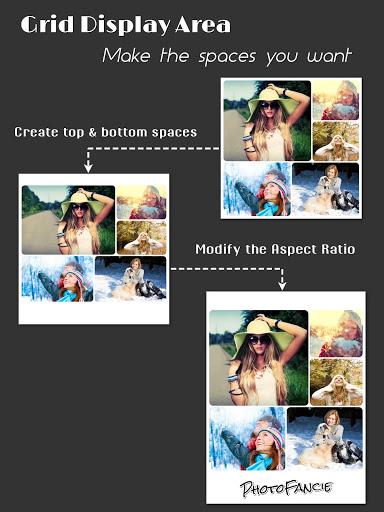 Fotocollage - PhotoFancie screenshot 12