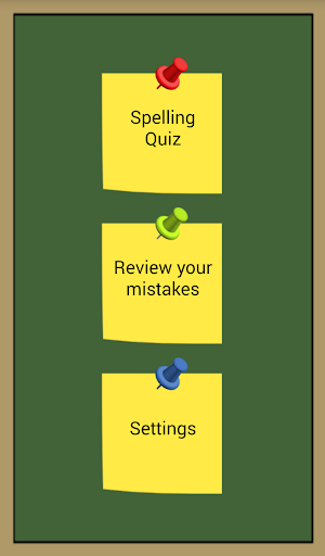 Spelling Master 1 تصوير الشاشة