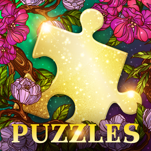 Good Old Jigsaw Puzzles - Free Puzzle Games أيقونة