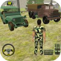US Army Off-road Truck Driver 3D: Army Vehicles on 9Apps