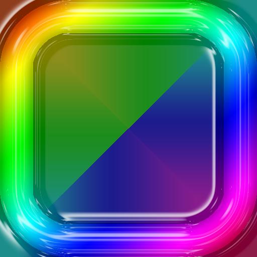 Phone Screen Edge Border Light Live Wallpaper icon