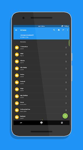 Amaze File Manager screenshot 1