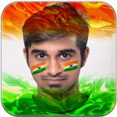 Indian Face Flag on 9Apps
