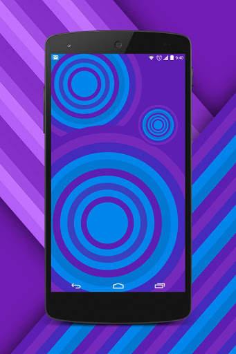جميل خلفية لون screenshot 2