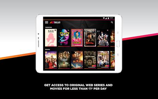 ALTBalaji - Watch Web Series, Originals & Movies screenshot 7