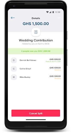 Ecobank Mobile App screenshot 3