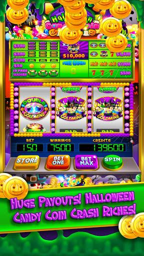 Halloween Candy Vegas Slots Mega Slot Machine FREE screenshot 5