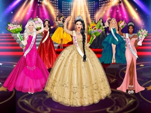Beauty Queen Dress Up - Star Girl Fashion screenshot 17