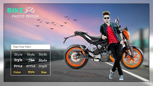 Bike Photo Editor : Bike Photo Frames screenshot 4