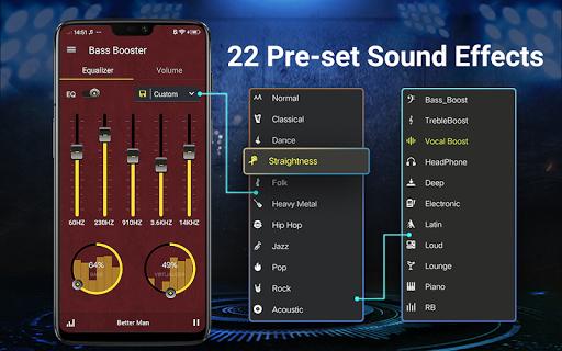 Equalizer Pro - Volume Booster & Bass Booster screenshot 11