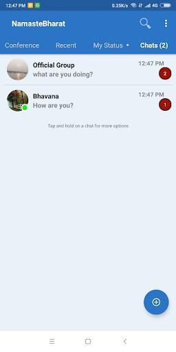 Namaste Bharat screenshot 1