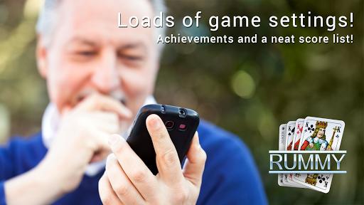 رومي لعبة بطاقة مجانية Rummy 4 تصوير الشاشة