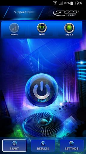 Internet Speed Test 1 تصوير الشاشة