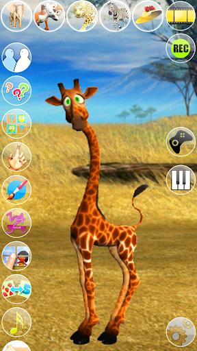 Talking George The Giraffe screenshot 2