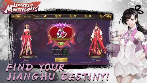 Legends of Martial Arts screenshot 8