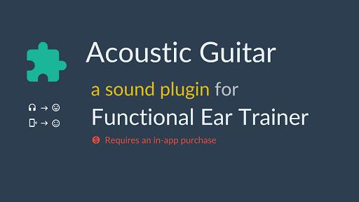 Acoustic Guitar *Plugin* 1 تصوير الشاشة
