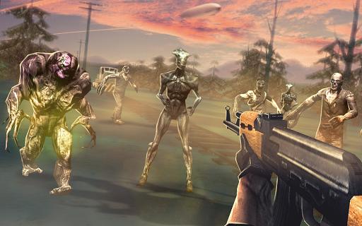 ZOMBIE Beyond Terror: FPS Survival Shooting Games screenshot 14