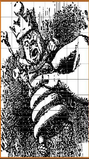 No.9 Pictures Nonogram/picross screenshot 1