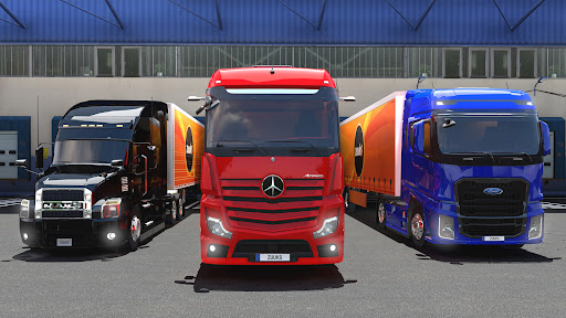 Truck Simulator : Ultimate screenshot 4