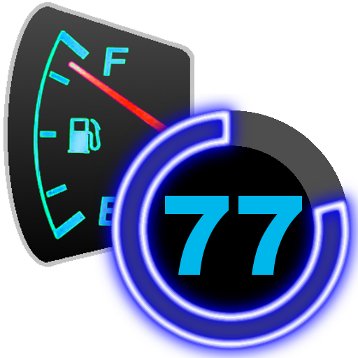 Battery Monitor Widget أيقونة