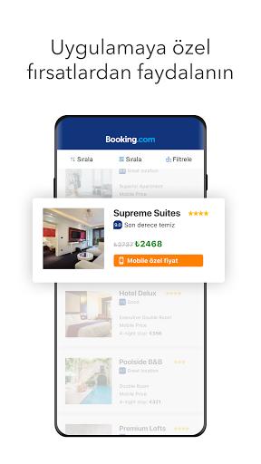Booking.com Otel Rezervasyonu screenshot 2