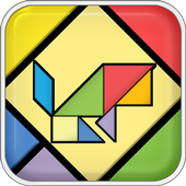 Tangram - 7Blocks! आइकन