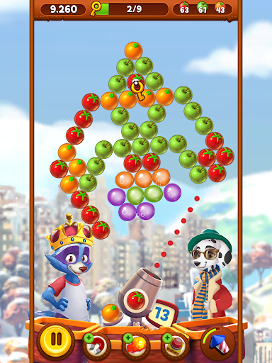 Bubble Island 2 - Pop Shooter & Puzzle Game 13 تصوير الشاشة