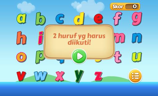 Mudah Belajar Abjad screenshot 7