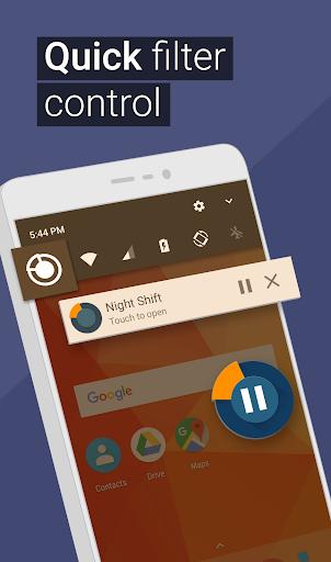 Blue Light Filter & Night Mode - Night Shift screenshot 4