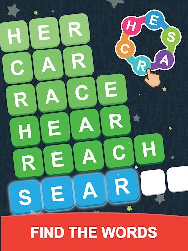 Word Search Sea: Unscramble words स्क्रीनशॉट 6