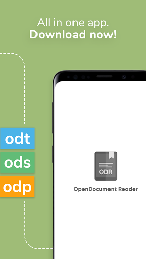 LibreOffice & OpenOffice document reader | ODF screenshot 5