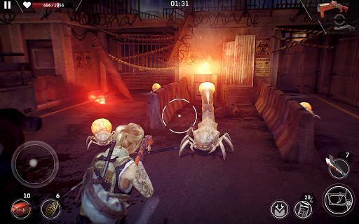 Left to Survive: Apocalypse & Dead Zombie Shooter screenshot 10