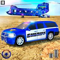 Offroad Police Transporter Truck 2021 on 9Apps