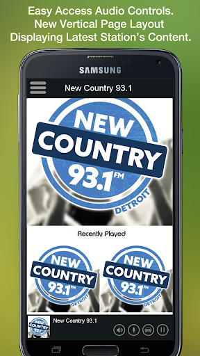 New Country 93.1 screenshot 2