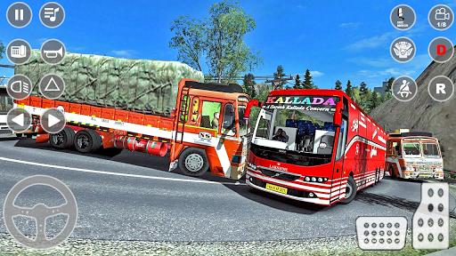 भारतीय कार्गो ट्रक चालक सिम 2k20: शीर्ष नए गेम स्क्रीनशॉट 5