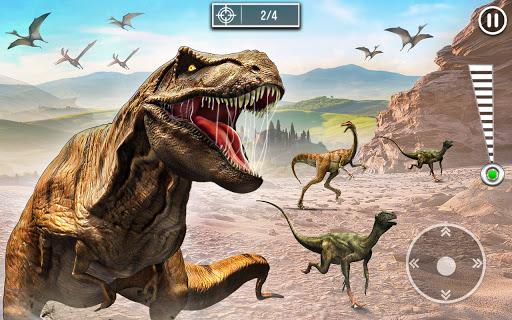 Wild Dino Hunting Clash: Animal Hunting Games screenshot 2