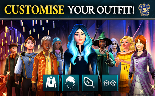 Harry Potter: Hogwarts Mystery screenshot 6