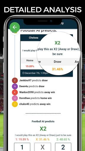 Football AI: Bet Picks & Soccer Predictions screenshot 4