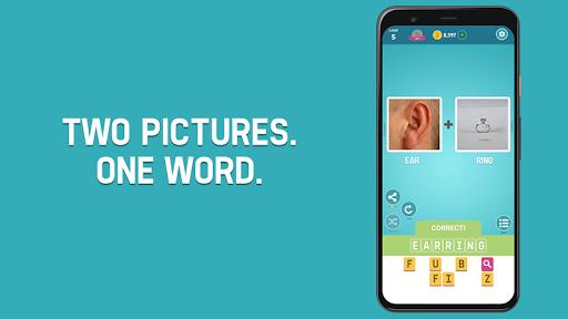 Pictoword: मजेदार शब्दपहेली, ऑफलाइन मस्तिष्क कसरत स्क्रीनशॉट 6