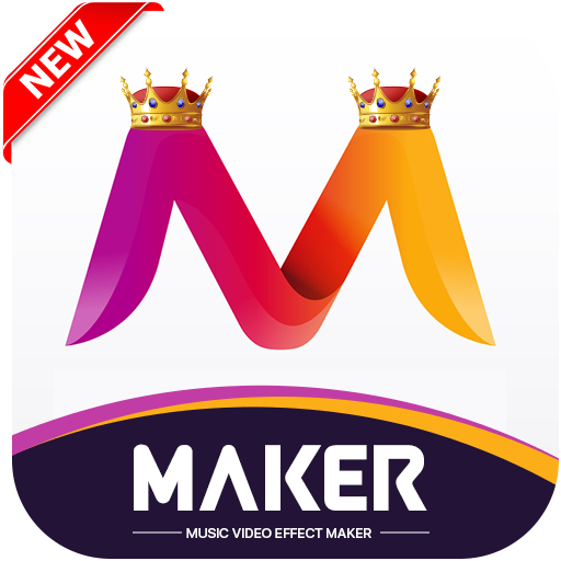 Music Video Master : Magicaly Video Status Maker icon